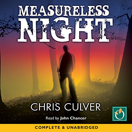 Measureless Night audiobook cover art