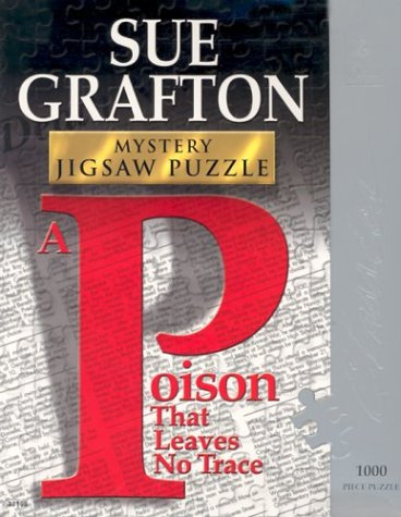 A Poison That Leaves No Trace: With Mystery Jigsaw Puzzle