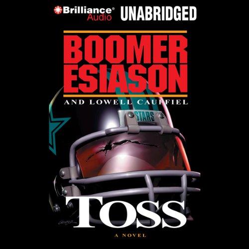 Toss audiobook cover art