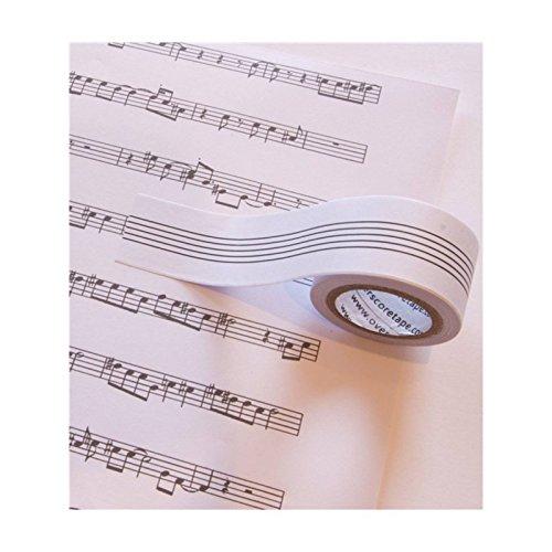 Removable Manuscript Tape