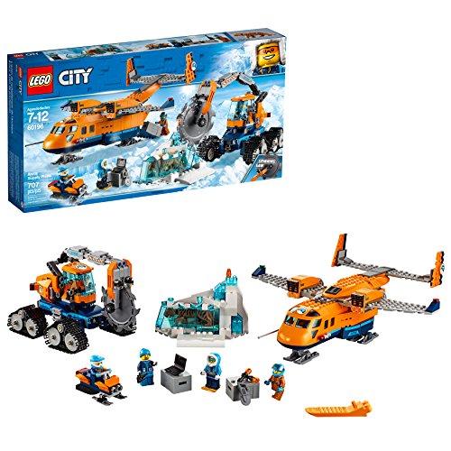 LEGO City Arctic Supply Plane 60...