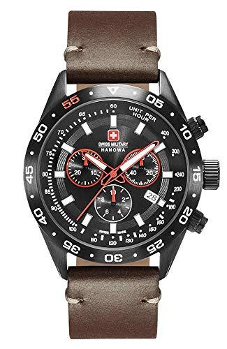 Swiss Military Hanowa Schweizer Chronograph Challenger Pro 06-4318.13.007