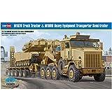 ホビーボス 1/35 アメリカ陸軍 M1070/M1000 重装備運搬車 プラモデル