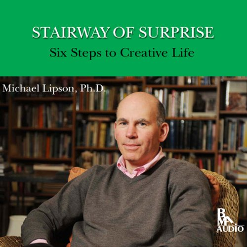 Stairway of Surprise audiobook cover art