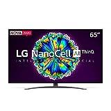 "Smart TV LG 65"" 4K IPS NanoCell WiFi Bluetooth HDR Inteligencia Artificial ThinQAI Google Assistente Alexa IOT"