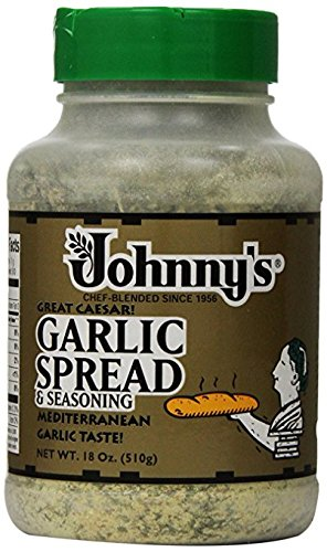 Johnny's Garlic Spread & Seasoning, 18 Ounce, 2 Count
