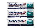 3x blend-a-med Complete Protect EXPERT Tiefenreinigung Zahnpasta 75ml