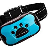 DogRook Rechargeable Dog Bark Collar - Humane, No Shock Barking Collar...