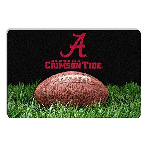 GameWear NFL Alabama Crimson Tide Classic Football Pet Bowl Mat, Large