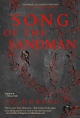 Song of the Sandman (A God in the Shed, 2)
