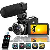 """Camcorder Videokamera FHD 1080P Digitalkamera 24MP Video Camcorder 3"""" LCD"""