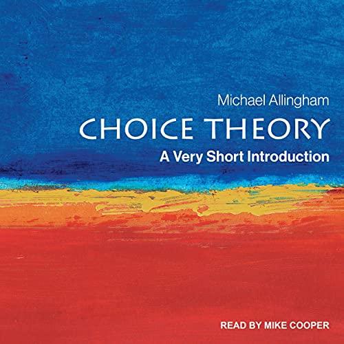 Choice Theory cover art