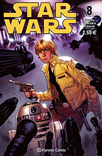 Star Wars nº 08 (Star Wars: Cómics Grapa Marvel)
