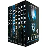 Alien Series 7 Books Collection Set (Out of the Shadows, Sea of Soccows, River of Pain, Invasion, Cold Forge, Prototype & Isolation)