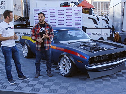 At SEMA 2016 (w/ Fred Williams, Elana Scherr, Tony Angelo)