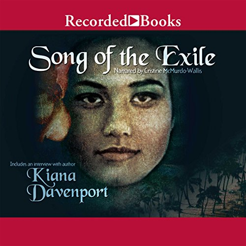 Song of the Exile audiobook cover art