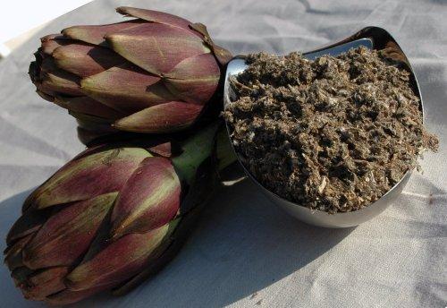 Naturix24 – Artischockentee, Artischockenkraut geschnitten – 500g-Beutel
