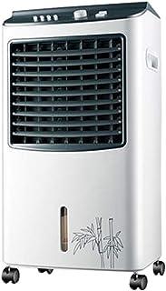 Aire Acondicionado portátil de refrigeradores evaporativos, Tres-en-uno de Ajuste 8L del Tanque de Agua del acondicionador de Aire Cargo Durante Tres velocidades de enfriamiento Área 320 Sq Ft, 71 Cm