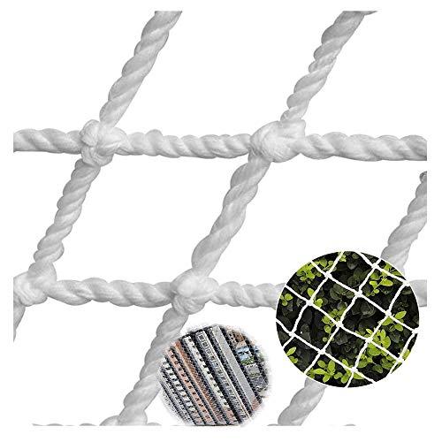 JHKJ Safe Net,Baby Fall Prevention Net Safety Net Balcony Netting Stair Anti-Falling Net Cat Safety Fence Net Nylon Protective Net,2X 2m(6.6 6.6ft)