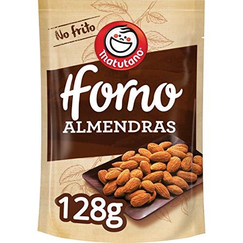 Matutano - Almendras Tostadas Al Horno - 128 g