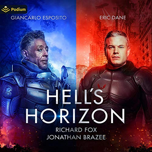 Hell's Horizon cover art