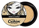 Wet n Wild MegaCushion™ Color Corrector – Formato Cushion – Amarillo - 1 unidad (E765B)
