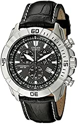 Citizen Men's AT0810-12E Eco-Drive Strap Sport Watch - see full details
