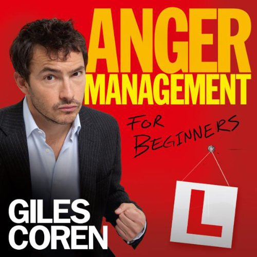 Anger Management (for Beginners) audiobook cover art