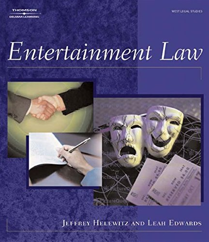 Compare Textbook Prices for Entertainment Law West Legal Studies 1 Edition ISBN 9780766835849 by Leah K. Edwards,Jeffrey Helewitz
