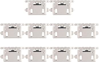 ZHANGTAI Sparts Parts 10 PCS Charging Port Connector for HTC Desire 826 / Desire 530 Repair Flex Cable