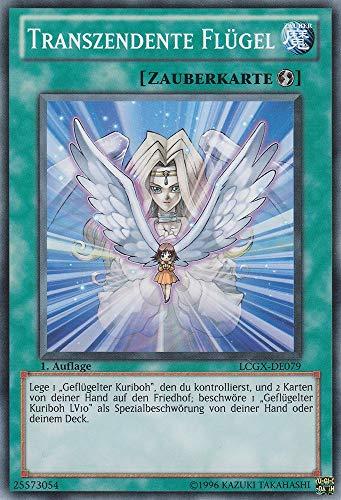 LCGX-DE079 - Transzendente Flügel - Common - Yu-Gi-Oh - Deutsch - 2. Auflage