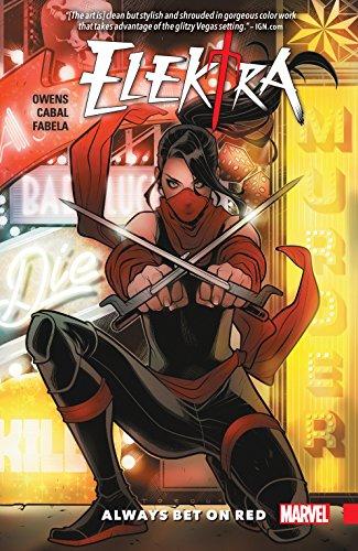 Elektra: Always Bet On Red (Elektra (2017)) (English Edition)