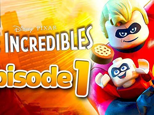 Clip: The Incredibles vs Undermine