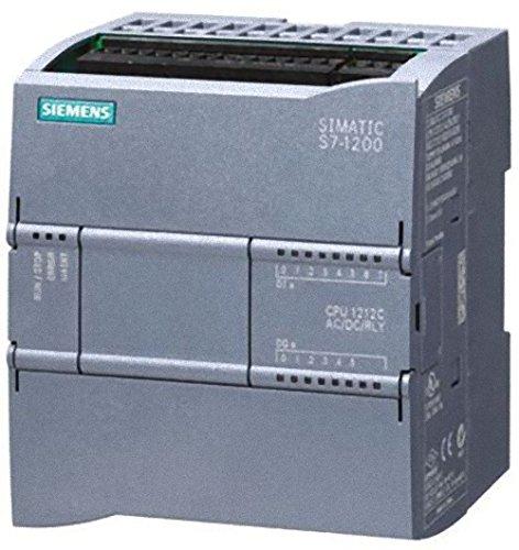 Siemens ST70–1200CPU 1212Kontakte AC/DC/Rele E/8Ed 24V 6SD