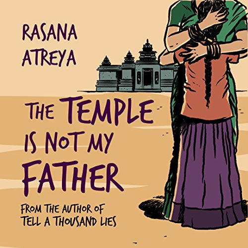 The Temple Is Not My Father audiobook cover art
