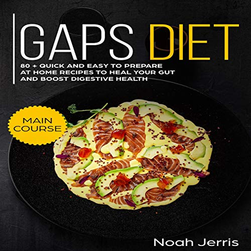GAPS Diet: Main Course  By  cover art