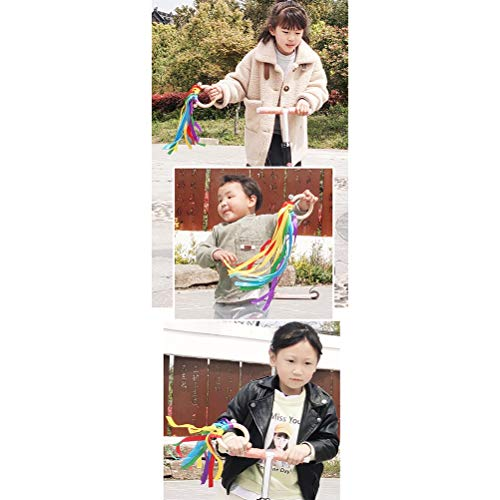 Check Out This Halloween ChristmasChildren Rainbow Ribbon Kids Educational Playing Toy Funny Wood Ci...