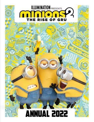 Minions: The Rise of Gru Annual 2022 (Minions 2, Band 3)