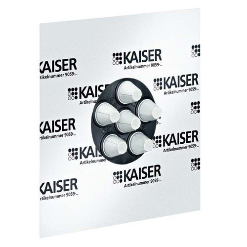 Kaiser 9059-62 669438 Linea Armreifen Econ Aufkleber 230 x 230 x 30 mm