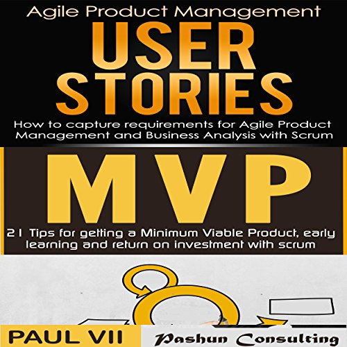 Agile Product Management Box Set audiobook cover art