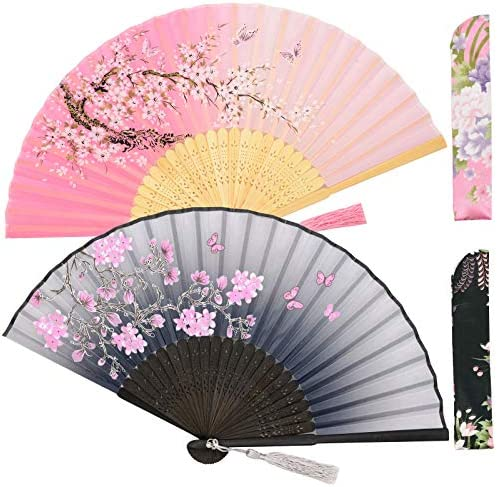 Chinese dance fans for sale _image2