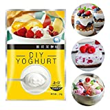 Yogurt Starter, Yogurt Starter Cultures OR Sourdough Starters DIY Yogurt Interaction entre padres e hijos Yogurt Making Power para el hogar Suministros de cocina
