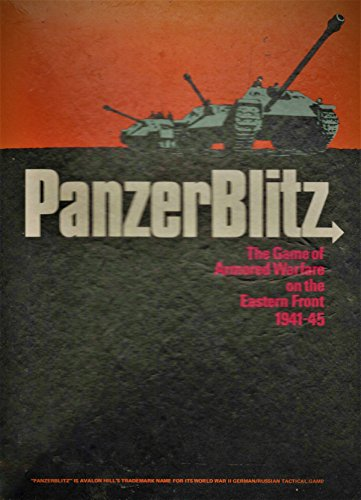 Panzer Blitz: The Game of Armored Warfare on the Eastern Front 1941-45