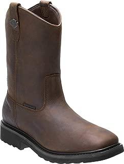 Harley-Davidson Men's Altman 10-Inch Waterproof Motorcycle Boots D93561, D93562