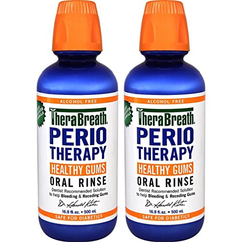 Periotherapy oral rinse the best Amazon price in SaveMoney.es