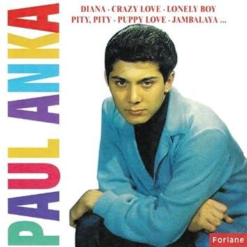 Paul Anka 20 Hits