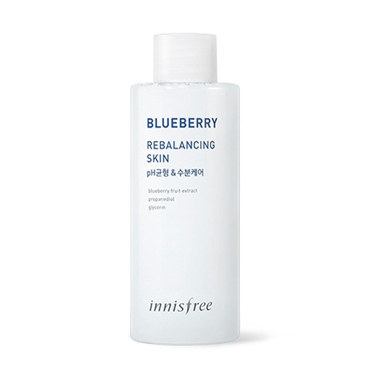 調査芝生ガイドイニスフリーブルーベリーリバランススキン(トナー)150ml Innisfree Blueberry Rebalancing Skin (Toner) 150ml [海外直送品] [並行輸入品]