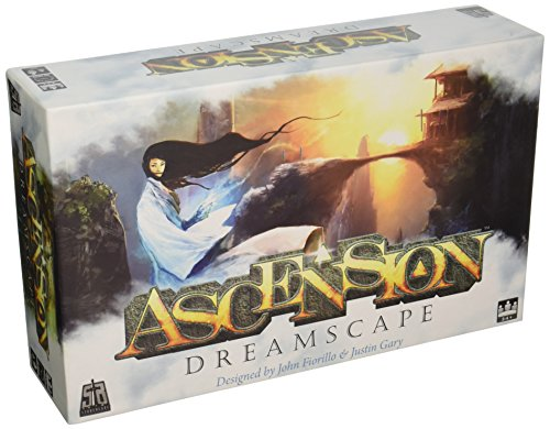 Ultra Pro UPE10070 - Ascension: Dreamscape - The ninth set in the Ascension franchise