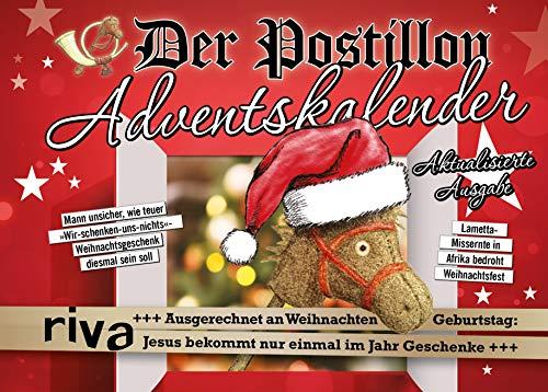 Der Postillon Adventskalender: Aktualisierte Ausgabe