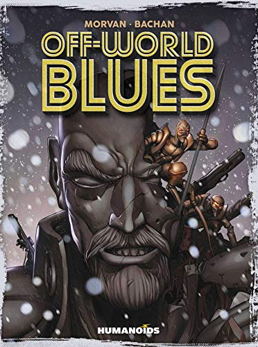Off-World Blues UK ED